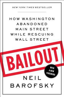 Bailout By Barofsky, Neil